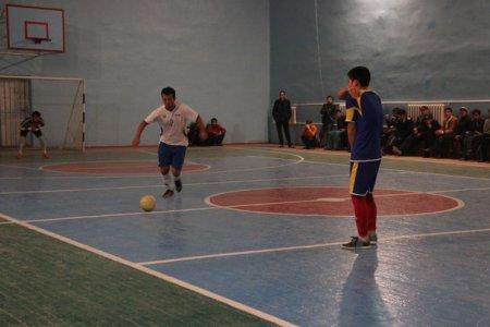 В Бейнеу футбольная команда «МАЭК-Казатомпром» заняла первое место