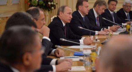Путин в Астане: Наши отношения развиваются эффективно