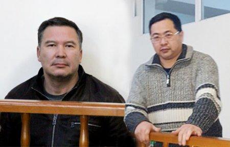 Мамбеталина и Нарымбаева взяли под стражу за посты в Facebook