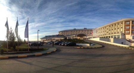 В Боровое прибыли президенты восьми стран