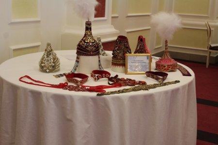 Мангистауские мастера представили свои изделия на ярмарке в Актау