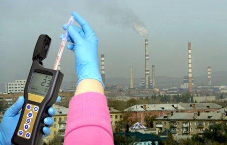ООН проверит воздух в городах Казахстана на загрязнение