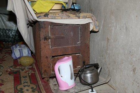 Многодетной семье Таджибаевых из Кызылтобе требуется помощь