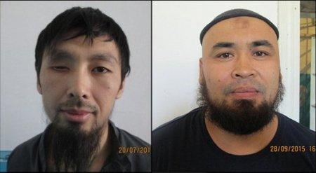 Оставшихся в живых экстремистов ищут на казахстанско-кыргызстанской границе