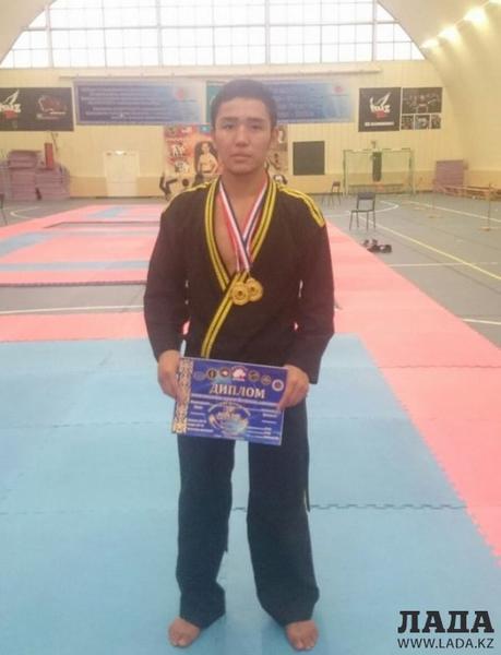 Актауские спортсмены завоевали золотые медали на открытом чемпионате Казахстана  по Джун Ри таэквондо