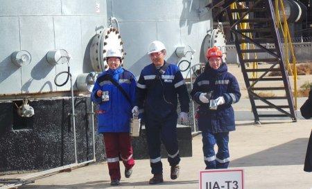 В Актау начато производство модифицированного битума