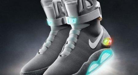 Cамозашнуровывающиеся кроссовки Марти МакФлая поступят в продажу в 2016 году