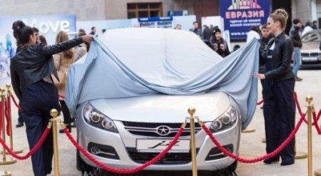 Автомобиль года выбрали в Алматы