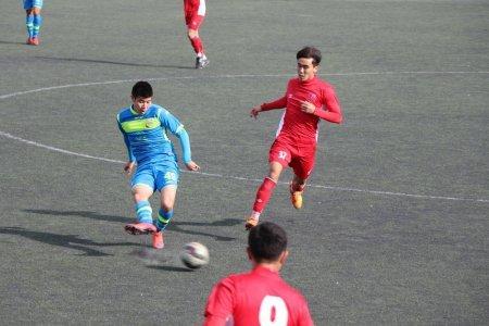Футбольный клуб «Каспий» одержал победу над кызылординским «Байконуром»