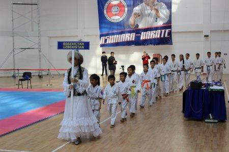 Открытое первенство Евразии по ашихара-каратэ прошло в Актау