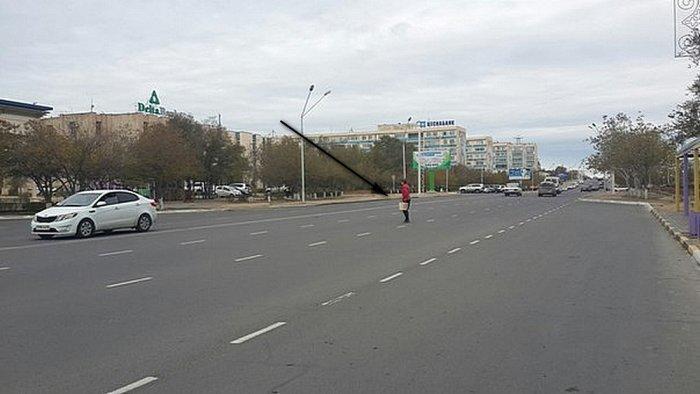 В Актау во время акции «Внимание, пешеход!» сотрудниками полиции выявлено более двух тысяч нарушений правил дорожного движения