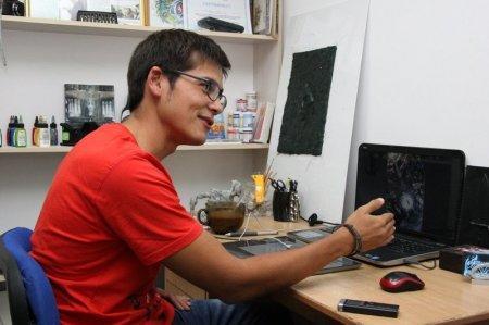 ВИРТУАЛЬНЫЙ МИР: история создателя компьютерных игр из Актау