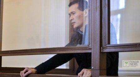 Суд огласил приговор Канату Садуову