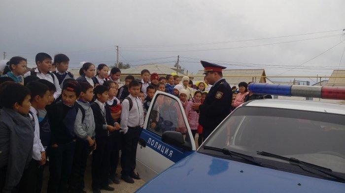Жанар Сарбасова: В Мунайлинском районе наблюдается снижение количества преступлений среди несовершеннолетних