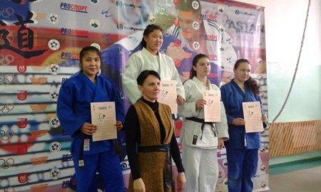 Спортсмен из Мангистау Жангали Нурдаулетов завоевал золотую медаль на кубке Казахстана по самбо
