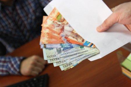 Начальник колонии признался во взяточничестве в Атырауской области