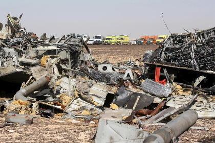 СМИ сообщили о тепловой вспышке над Синаем перед крушением A321