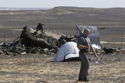 СМИ сообщили о таймере на борту разбившегося Airbus A321