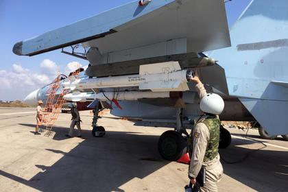 СМИ узнали о спасении пилота сбитого Су-24