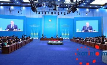 Н.Назарбаев: Возврата к практике бесконечного поддерживания курса нацвалюты не будет