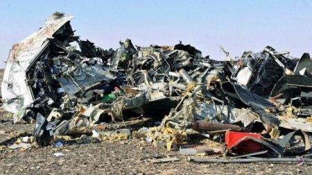 Жертвами крушения самолета в Египте стали 25 детей