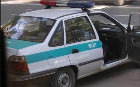 Казахстанские полицейские теперь смогут таранить авто нарушителей