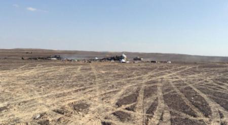 """В """"Когалымавиа"""" считают причиной крушения А321 внешнее воздействие"""