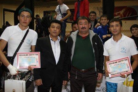 Спортсмены из Актау завоевали четыре золотые медали на соревнованиях по жекпе-жек