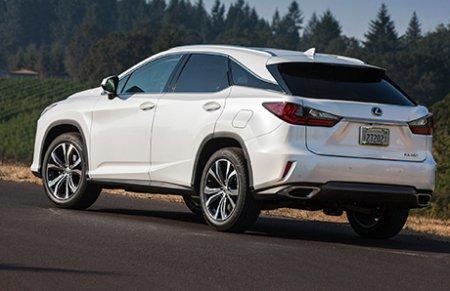 Новый Lexus RX появится в Казахстане в декабре