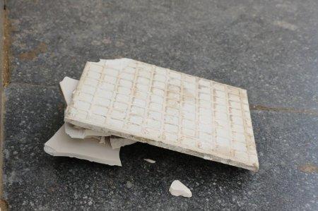 Власти Актау пообещали восстановить облицовку мемориала «Вечный огонь»