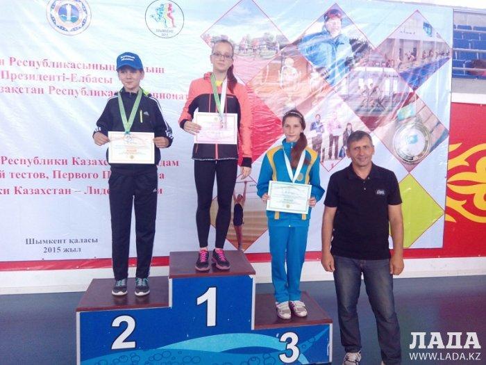 Команда Мангистау заняла третье место на чемпионате РК по Президентским тестам