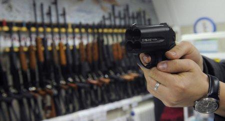 Полицию планируют вооружить выкупленным у населения оружием