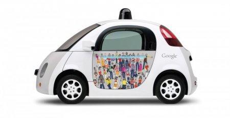 Google показал новые беспилотные авто