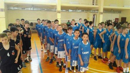 На чемпионате РК по баскетболу команда ДЮСШ «Жастар» из Актау заняла второе место