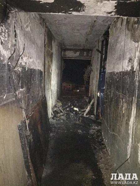 Нуржан Борашев: Большая часть пожаров в жилом секторе происходит из-за халатности