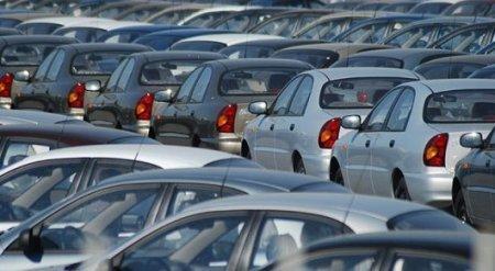 Спрос на новые автомобили в Казахстане падает