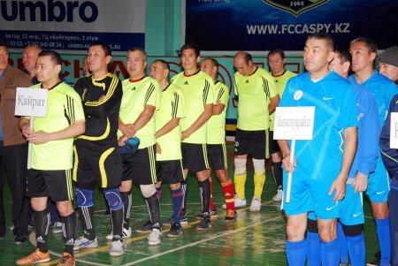 В турнире по футзалу на Кубок «Мобил-Сервис» в Актау участвуют 12 команд