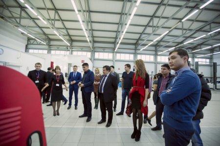 «Тойота Центр Актау» получил знак качества международного уровня «TSM»