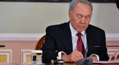 Назарбаев подписал новый Трудовой кодекс