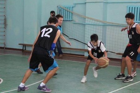 Богдан Иваничкин стал лучшим игроком четвертого этапа игр школьной баскетбольной лиги Мангистау