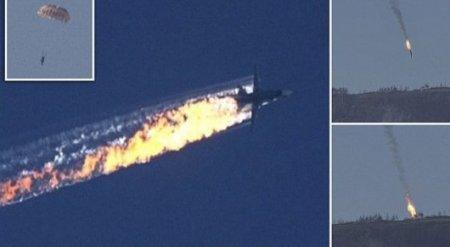 Минобороны России сообщило новые детали о сбитом Су-24