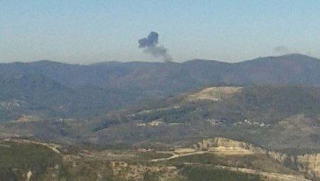 Шойгу: штурмана сбитого Су-24 спасли, он доставлен на базу живым