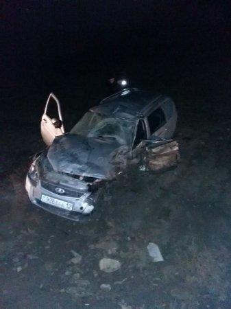 В ДТП на трассе Актау - Форт-Шевченко пострадал мужчина