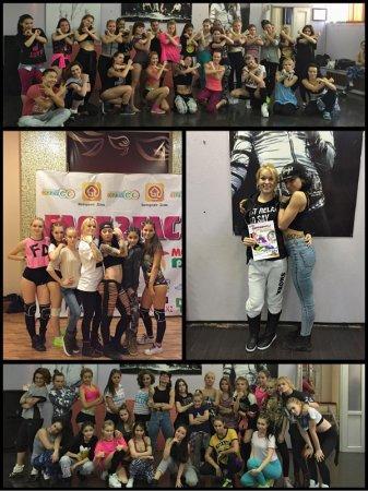 Группа «Frame Dance» из Актау стала победителем международных соревнований по современной хореографии