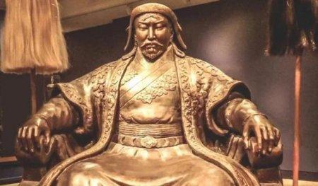 Ученые хотят доказать, что Чингисхан был казахом