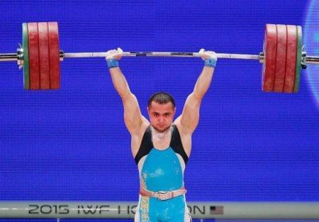 Казахстан завоевал третье место на ЧМ-2015 по тяжелой атлетике