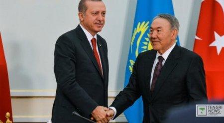 Назарбаев и Эрдоган обсудили инцидент с российским Су-24
