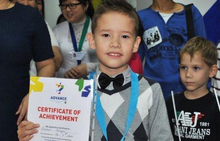 Семилетний гений из Казахстана занял первое место в мире по ментальной арифметике