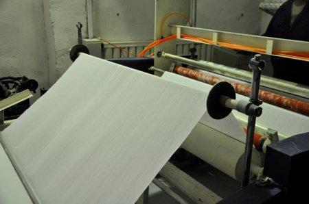 В Мангистауской области открылся  завод по производству туалетной бумаги