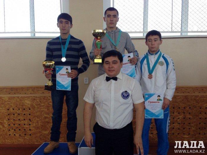 Боксеры Мангистау завоевали четыре медали на международном турнире в Актобе